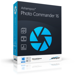 Ashampoo Photo Commander 16.3.0 Crack with Serial Key 2021 Download