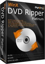 WinX DVD Ripper Platinum 8.20.5 245 Crack Plus License 2021 Download
