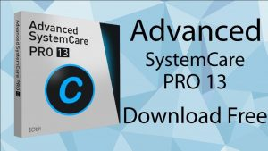 Advanced SystemCare Pro 13.7.0.304 With Crack [Latest]