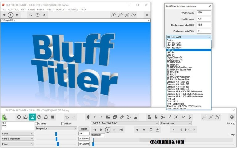 BluffTitler Ultimate Crack 15.1.0.0 Serial Key [Latest 2021] Free DownloadBluffTitler Ultimate Crack 15.1.0.0 Serial Key [Latest 2021] Free Download