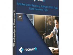 Wondershare Recoverit 9.5.3.18 Crack + Registration Key Free [Latest 2021]