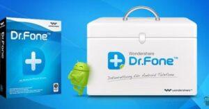 Wondershare Dr Fone Crack 10.5.0 Keygen + Serial Key 2021 Download