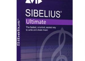 Avid Sibelius Ultimate 2021 Crack + Serial Key [Latest] Free Download