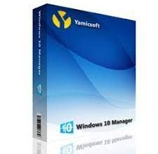 Yamicsoft Windows 10 Manager 3.3.6 With Keygen[Latest2021]Free Download
